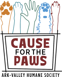 Cause for the Paws Logo.Color